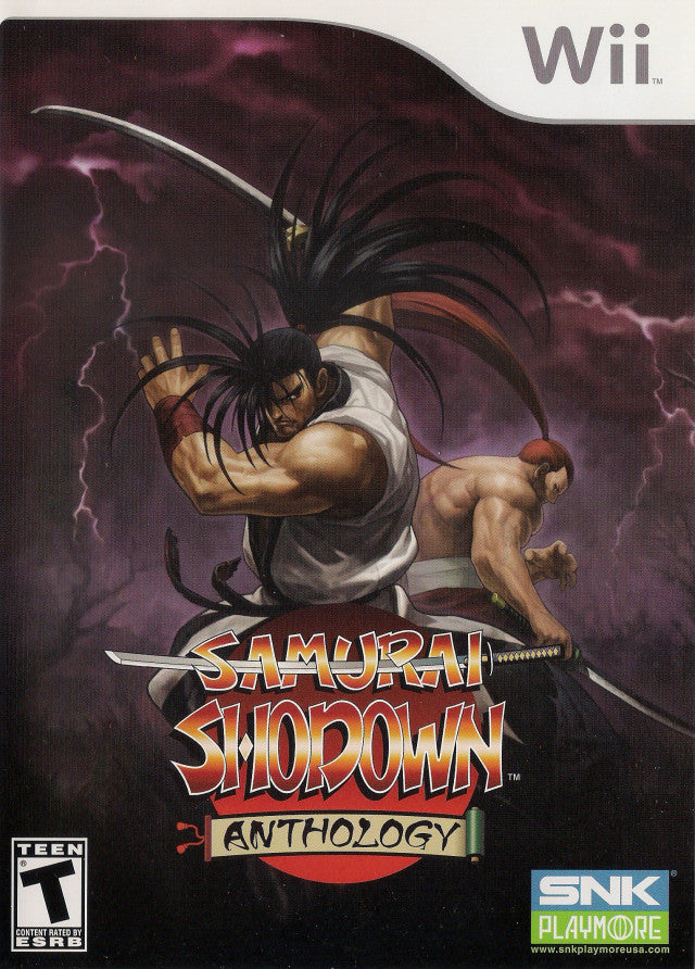 Samurai Shodown Anthology - Nintendo Wii [USED]