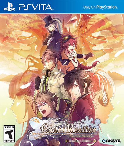 Code:Realize - Wintertide Miracles (Limited Edition) - PS Vita