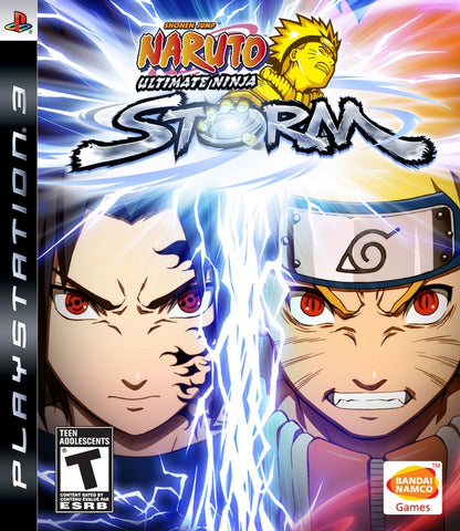Naruto: Ultimate Ninja Storm - PlayStation 3