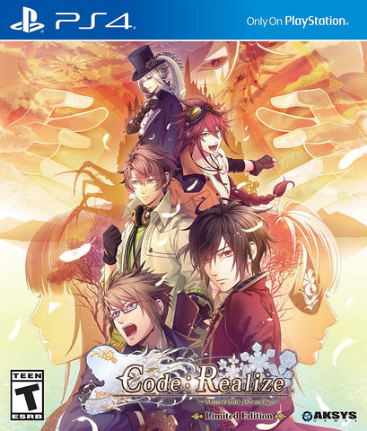 Code:Realize - Wintertide Miracles (Limited Edition) - PlayStation 4