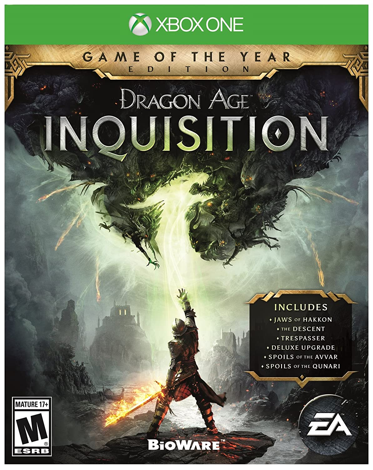 Dragon Age: Inquisition - Game of the Year Edition - Xbox One [NEW]