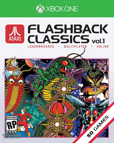 Atari Flashback Classics: Volume 1 - Xbox One [NE]