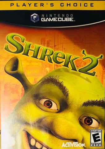 Shrek 2 (Player's Choice) - GameCube Pre-Owned