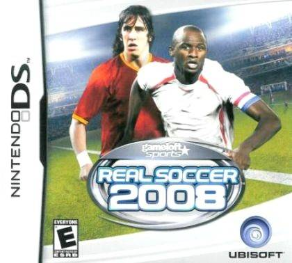 Real Soccer 2008 - Nintendo DS