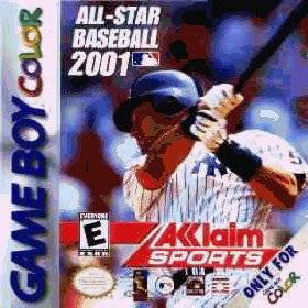 All-Star Baseball 2001 - Game Boy Color [USED]
