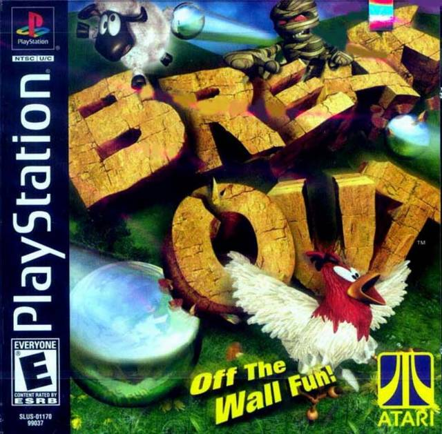 Breakout - PlayStation