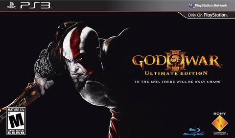 God of War III (Ultimate Edition) - PlayStation 3