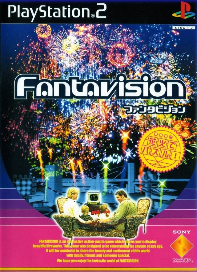 FantaVision - PlayStation 2 (Japan)
