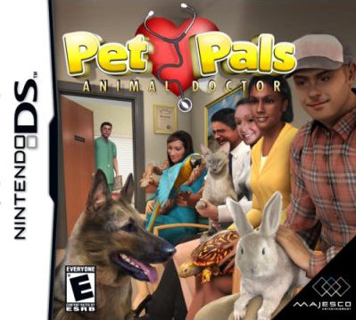 Pet Pals: Animal Doctor - Nintendo DS