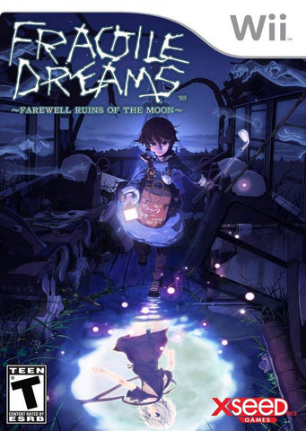 Fragile Dreams: Farewell Ruins of the Moon - Nintendo Wii [NEW]