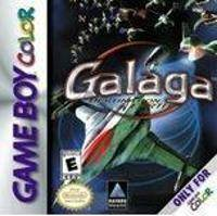 Galaga: Destination Earth - Game Boy Color [USED]