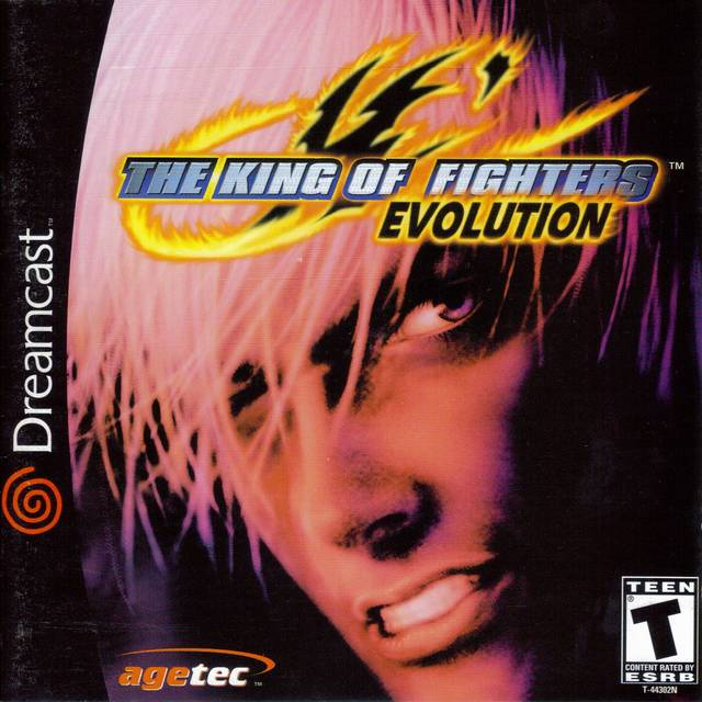 The King of Fighters Evolution - SEGA Dreamcast