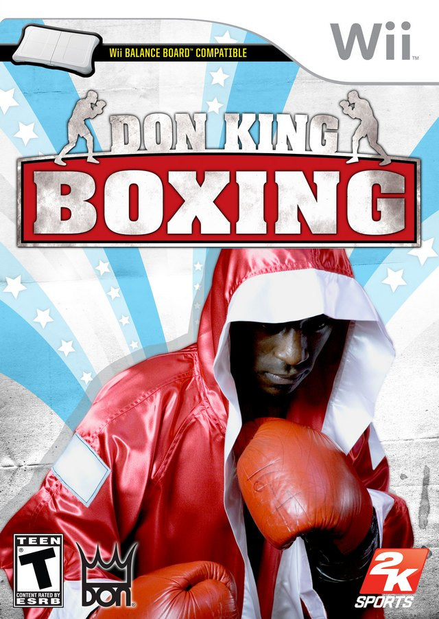 Don King Boxing - Nintendo Wii [USED]