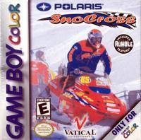 Polaris SnoCross - Game Boy Color [USED]