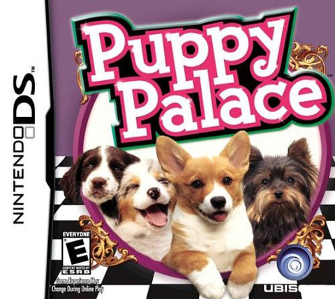 Puppy Palace - Nintendo DS