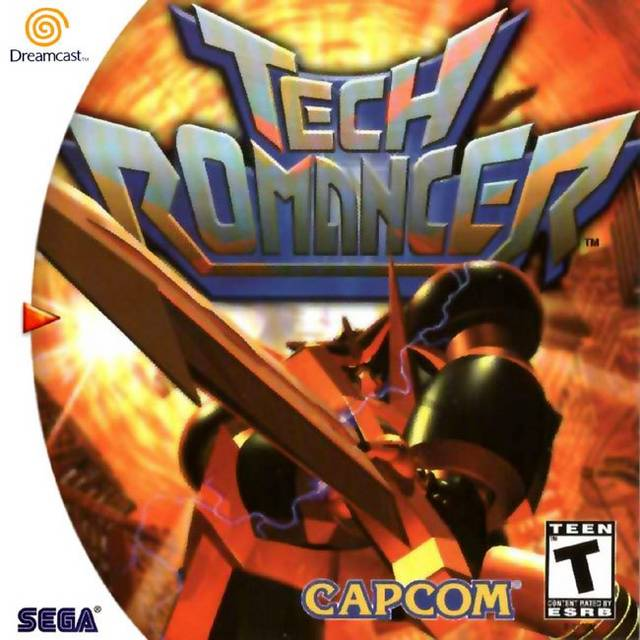 Tech Romancer - SEGA Dreamcast