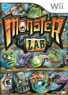 Monster Lab - Nintendo Wii [USED]