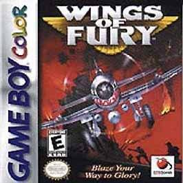 Wings of Fury - Game Boy Color [USED]