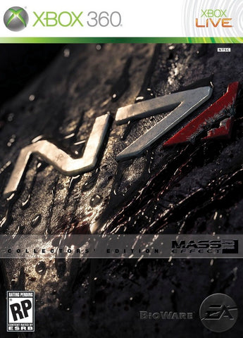 Mass Effect 2  (Collectors Edition) - Xbox 360