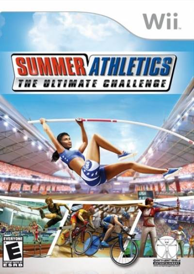 Summer Athletics: The Ultimate Challenge - Nintendo Wii [USED]