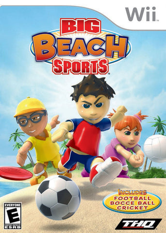 Big Beach Sports - Nintendo Wii [USED]