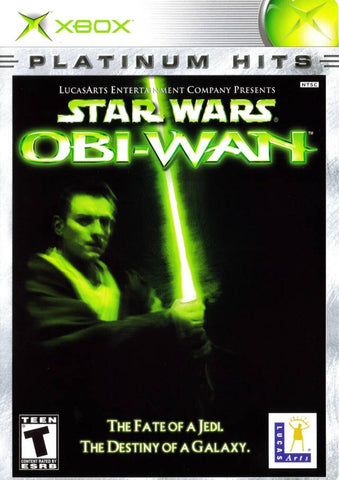 Star Wars: Obi-Wan (Platinum Hits) - Xbox