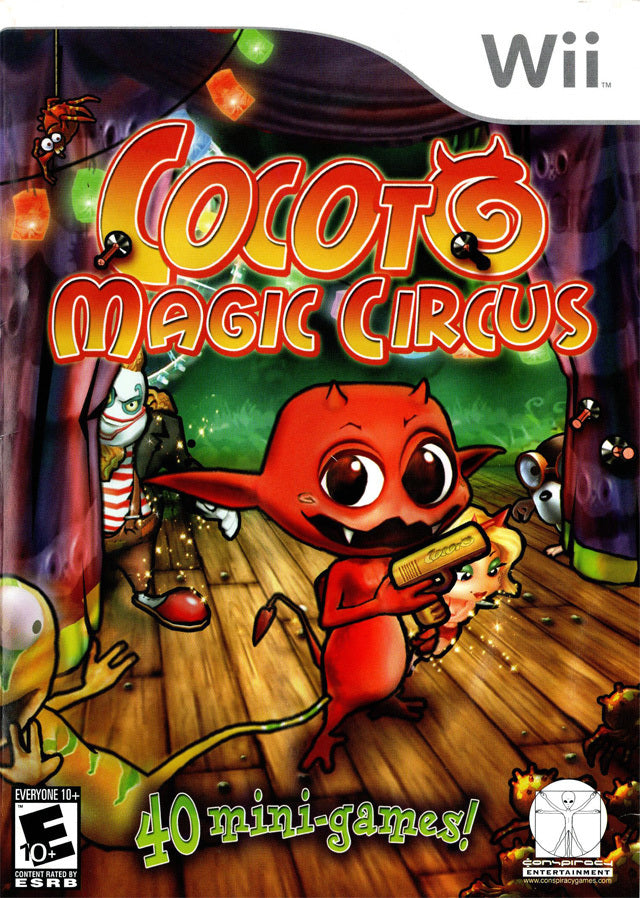 Cocoto Magic Circus - Nintendo Wii [USED]