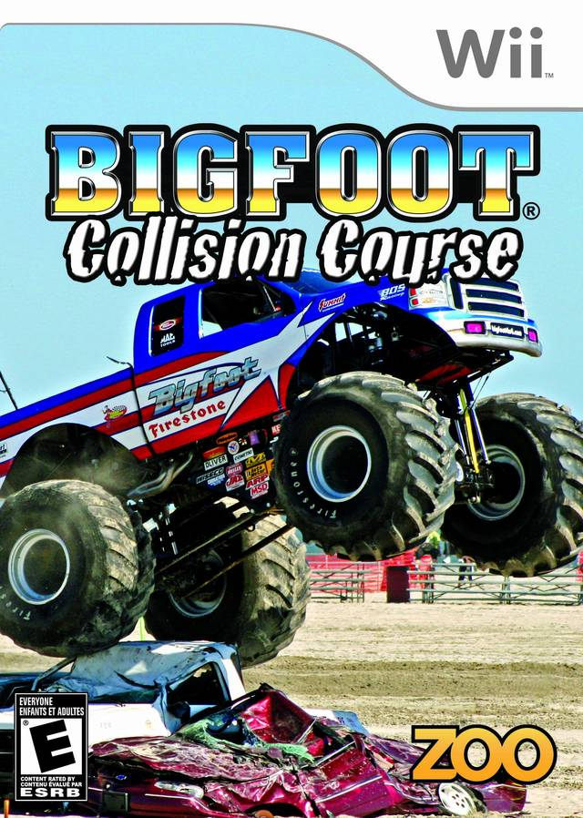 Bigfoot: Collision Course - Nintendo Wii [USED]