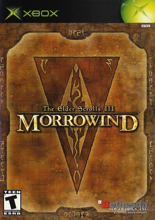 The Elder Scrolls III: Morrowind - Xbox
