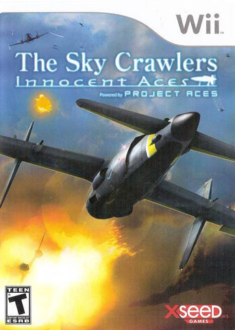 The Sky Crawlers: Innocent Aces - Nintendo Wii [USED]