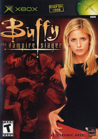 Buffy the Vampire Slayer - Xbox