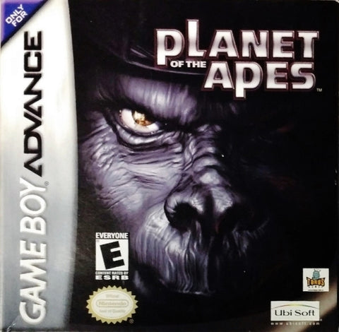 Planet of the Apes - Game Boy Advance [USED]