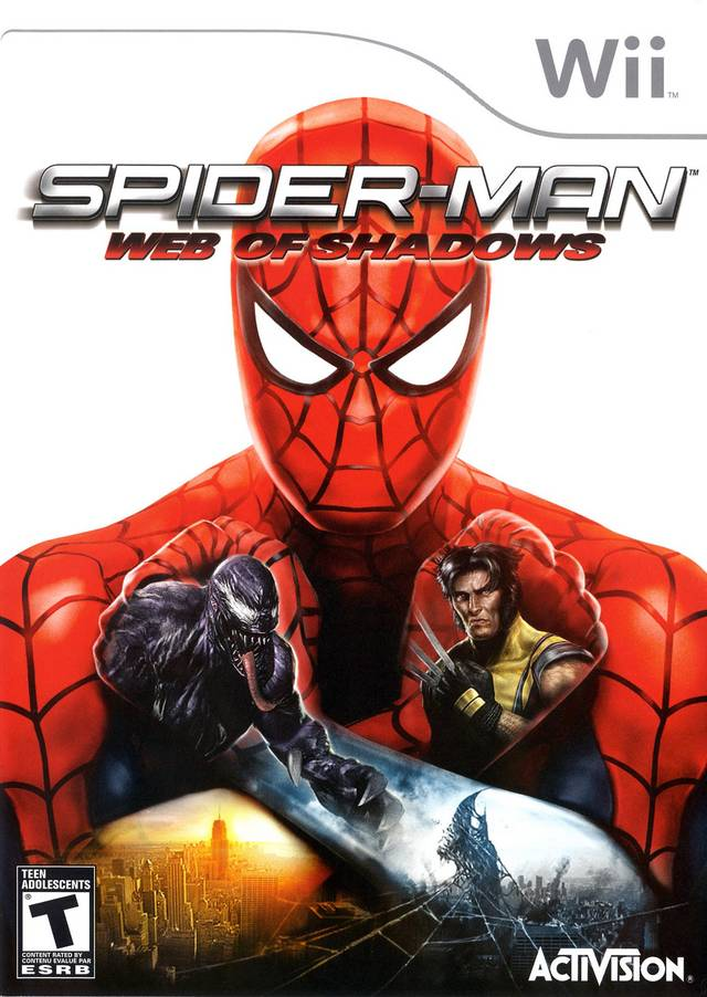 Spider-Man: Web of Shadows - Nintendo Wii [USED]