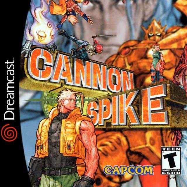 Cannon Spike - SEGA Dreamcast