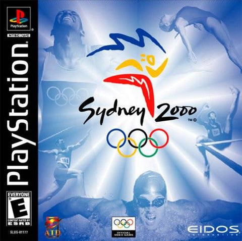 Sydney 2000 - PlayStation