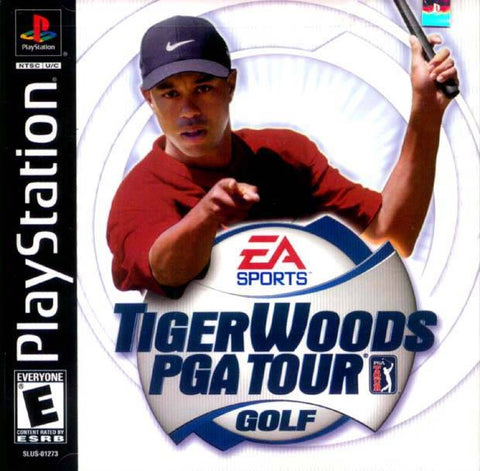 Tiger Woods PGA Tour Golf - PlayStation