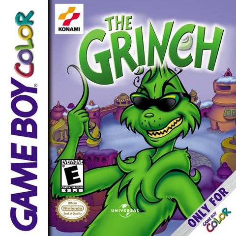 The Grinch - Game Boy Color [USED]