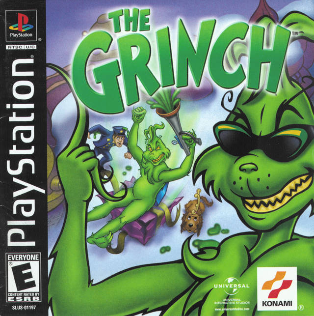 The Grinch - PlayStation