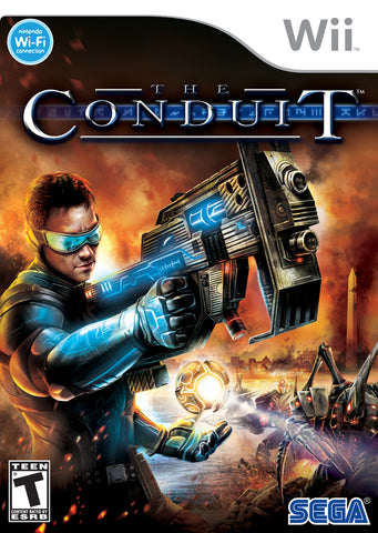 The Conduit - Nintendo Wii [USED]