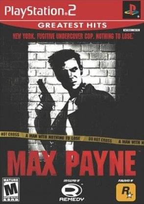 Max Payne (Greatest Hits) - PlayStation 2