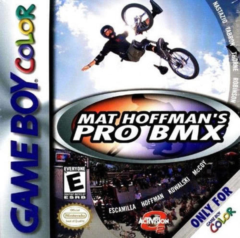 Mat Hoffman's Pro BMX - Game Boy Color [USED]