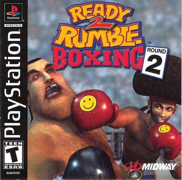 Ready 2 Rumble Boxing: Round 2 - PlayStation