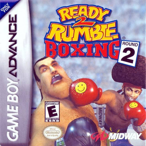 Ready 2 Rumble Boxing: Round 2 - Game Boy Advance [USED]