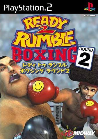 Ready 2 Rumble Boxing: Round 2 - PlayStation 2 (Japan)