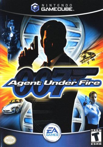 James Bond 007: Agent Under Fire - GameCube [NEW]