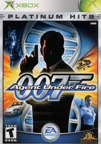 James Bond 007: Agent Under Fire (Platinum Hits) - Xbox