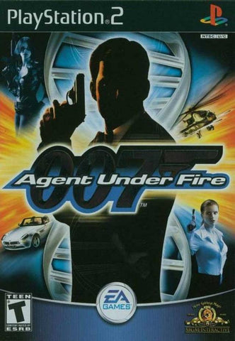 James Bond 007: Agent Under Fire - PlayStation 2