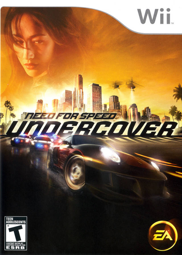Need for Speed Undercover - Nintendo Wii [USED]