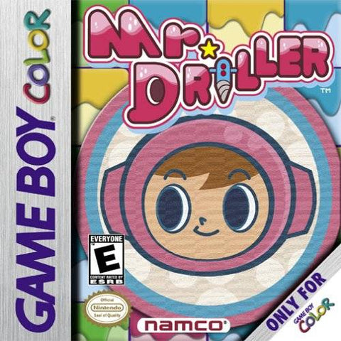 Mr. Driller - Game Boy Color [USED]