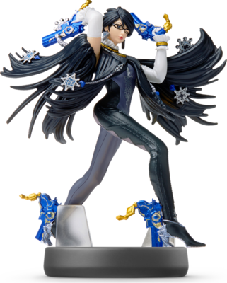Bayonetta (Super Smash Bros. Series) Amiibo